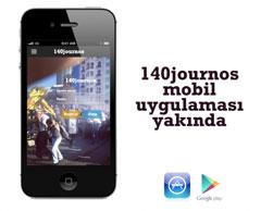 Aplicación de 140journos