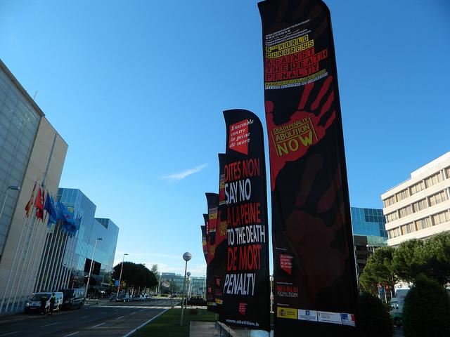 Joaquín Martínez en el V Congreso Mundial contra la Pena de Muerte|Debate sobre China en el V Congreso Mundial contra la Pena de Muerte|