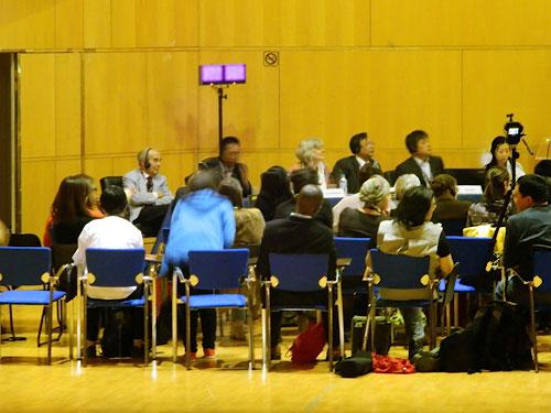 Debate sobre China en el V Congreso Mundial contra la Pena de Muerte