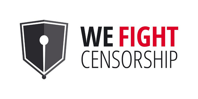 We Fight Censorship|