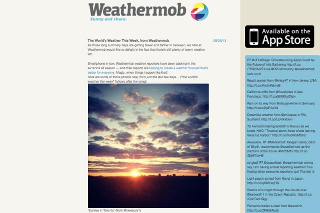 |Weathermob|