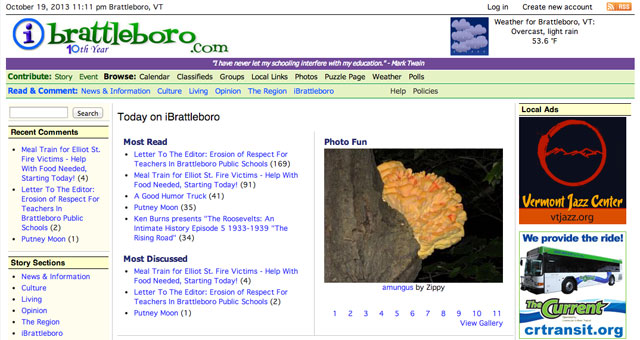iBrattleboro.com
