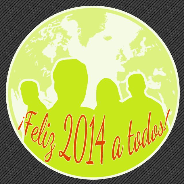 |¡Feliz 2014!