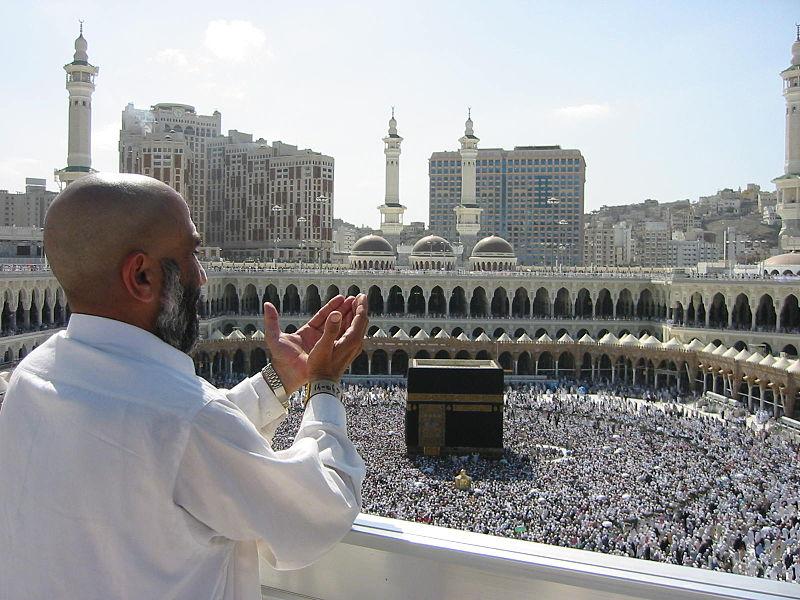 Arabia Saudí Twitter|La Meca