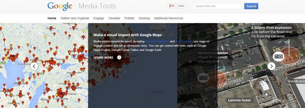 Google Media Tools