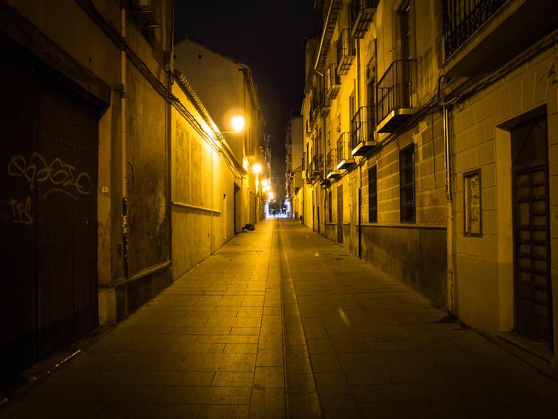 Colabora con Granada Hoy mapeando las calles del miedo
