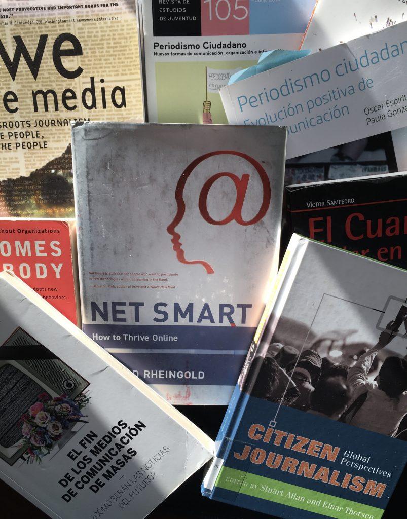 12 libros para entender la participación en la Red