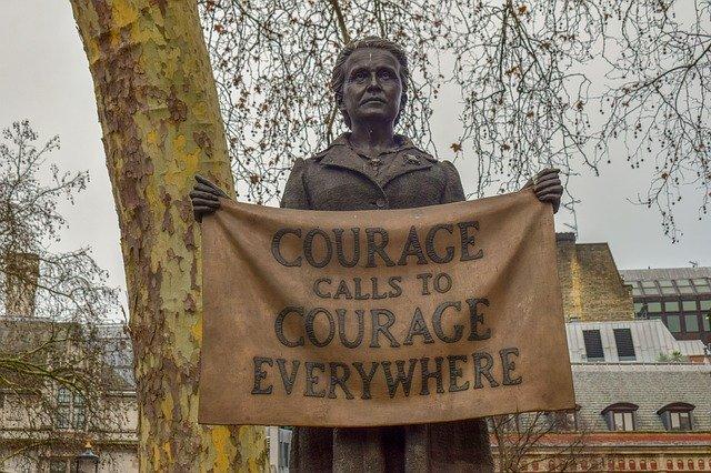 5 mujeres inspiradoras trabajando por la libertad y los derechos humanos