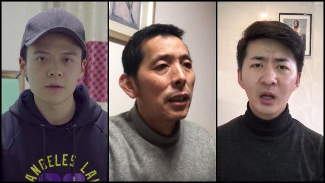 Li Zehua, tercer periodista ciudadano desaparecido en China por informar del Coronavirus
