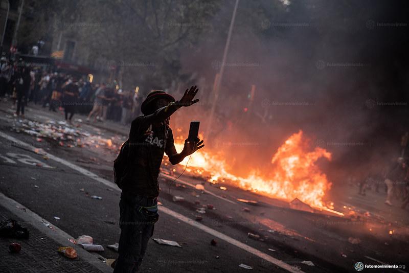 UVP: vídeos ciudadanos contra la violencia policial