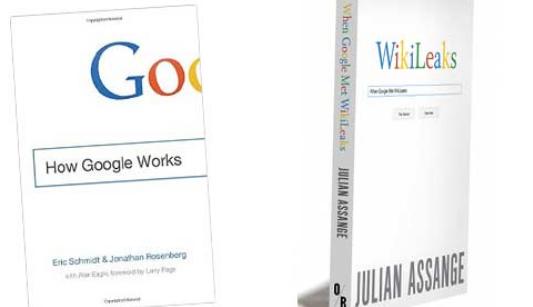 Julian Assange  pone contra las cuerdas a Google en su libro: «When Google Met WikiLeaks»
