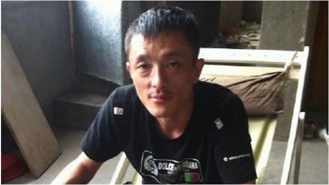 El activista chino Lu Yuyu denuncia las torturas sufridas durantes sus 4 años de cautiverio