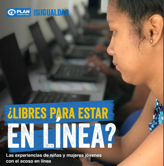 ¿Libres para estar en línea? Una campaña para evitar que el acoso silencie las voces de las niñas