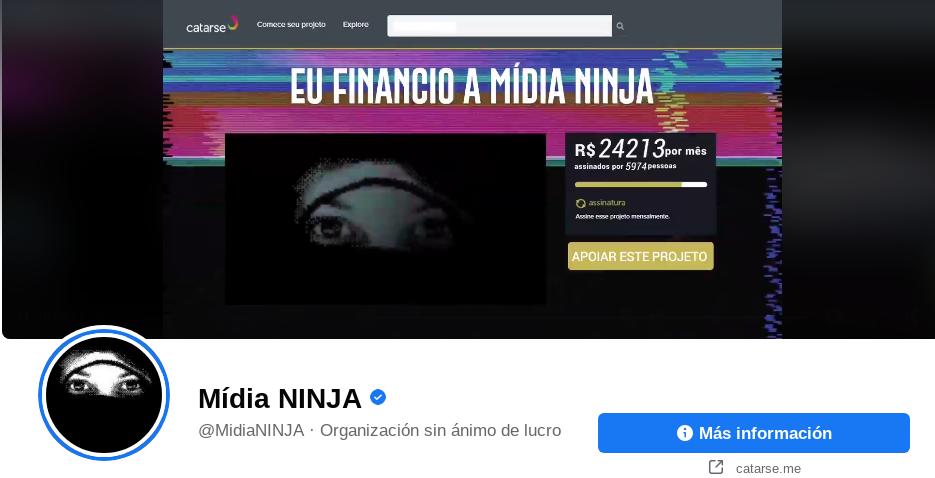 """""""Mídia NINJA"""": nuevas narrativas para informar de las protestas en Brasil"""