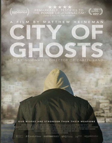 City of Ghosts: un documental sobre el valor del periodismo ciudadano en #Siria