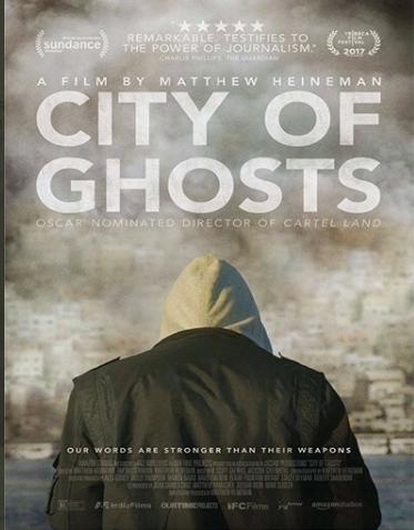 City of Ghosts: un documental sobre el valor del periodismo ciudadano en #Siria