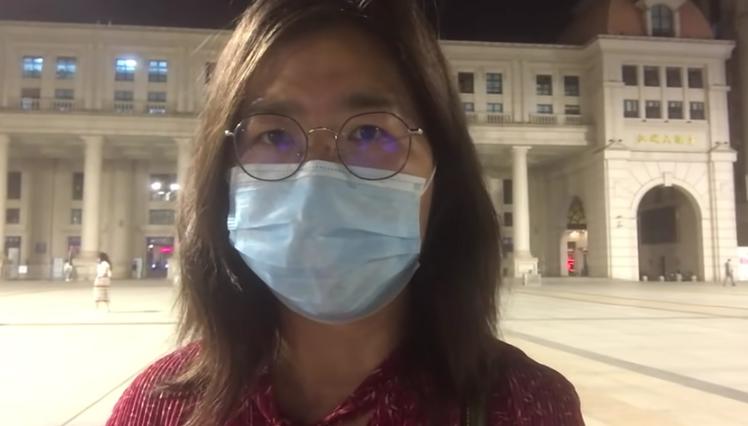 Zhang Zhan se suma a la lista de activistas chinos represaliados por informar de la COVID-19