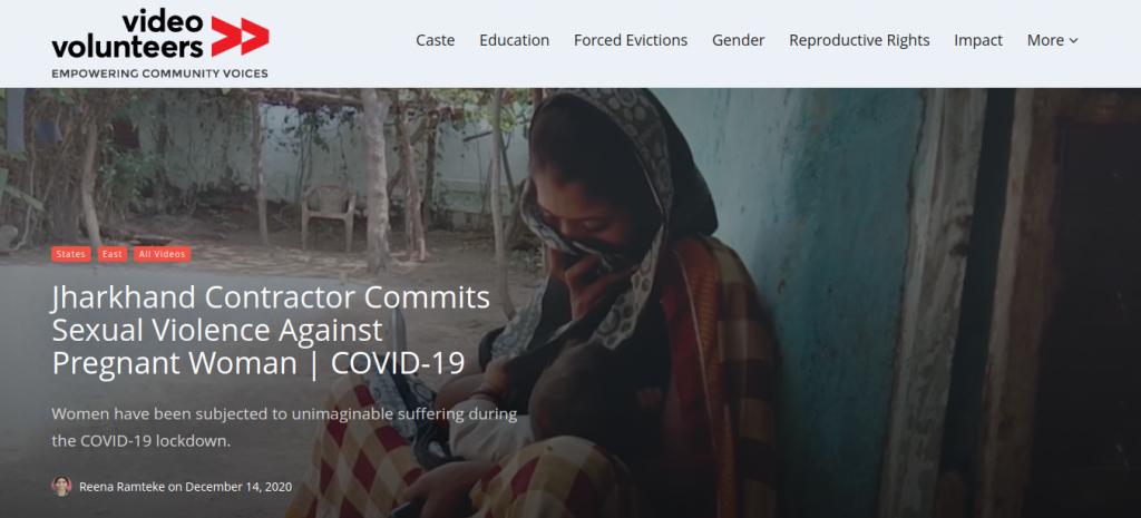 3 organizaciones basadas en el vídeo para defender los Derechos Humanos