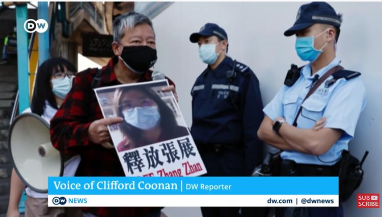 El gobierno chino acentúa la represión informativa tras la detención de un gran número de periodistas ciudadanos