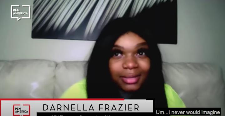 Darnella Frazier: La periodista ciudadana que filmó el vídeo de George Floyd podría ganar un Pulitzer