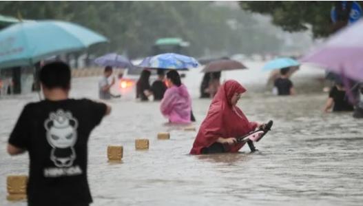 Las inundaciones de Zhengzhou, en China y el valor del periodismo ciudadano